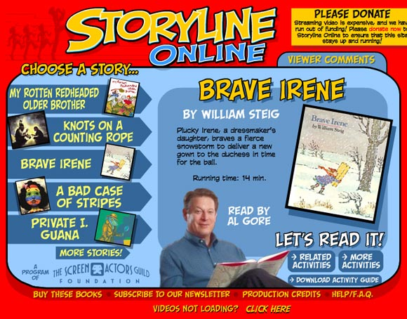 Especial: 10 sites com histórias infantis em inglês