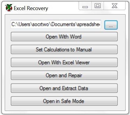 Como recuperar planilhas Excel corrompidas