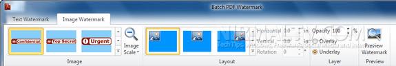 Como colocar marca d'água em arquivos PDF