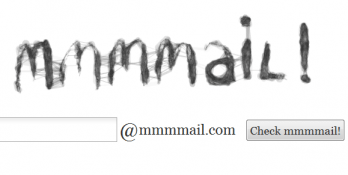 Email descartável + Feed RSS = mmmmail