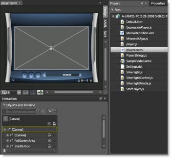 Grave sua tela em vídeo com o Microsoft Expression Encoder