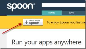Execute aplicações via browser em qualquer lugar