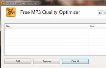 FreeMP3QualityOptimizer