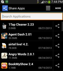 Android: Compartilhe o APK dos aplicativos com seus amigos