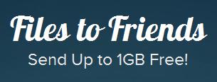 Como enviar arquivos de até 1 giga para seus amigos