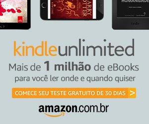 Serviço da Amazon libera eBooks ilimitados com assinatura mensal