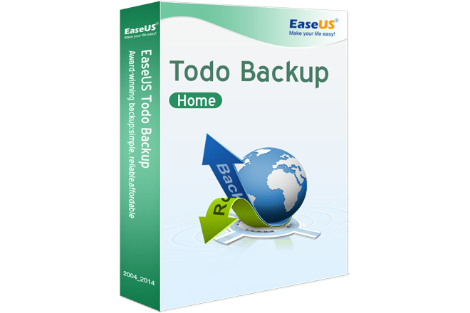Review: EaseUS Todo Backup Home
