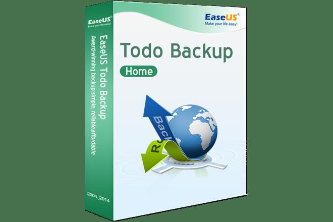 Review: EaseUS Todo Backup Home