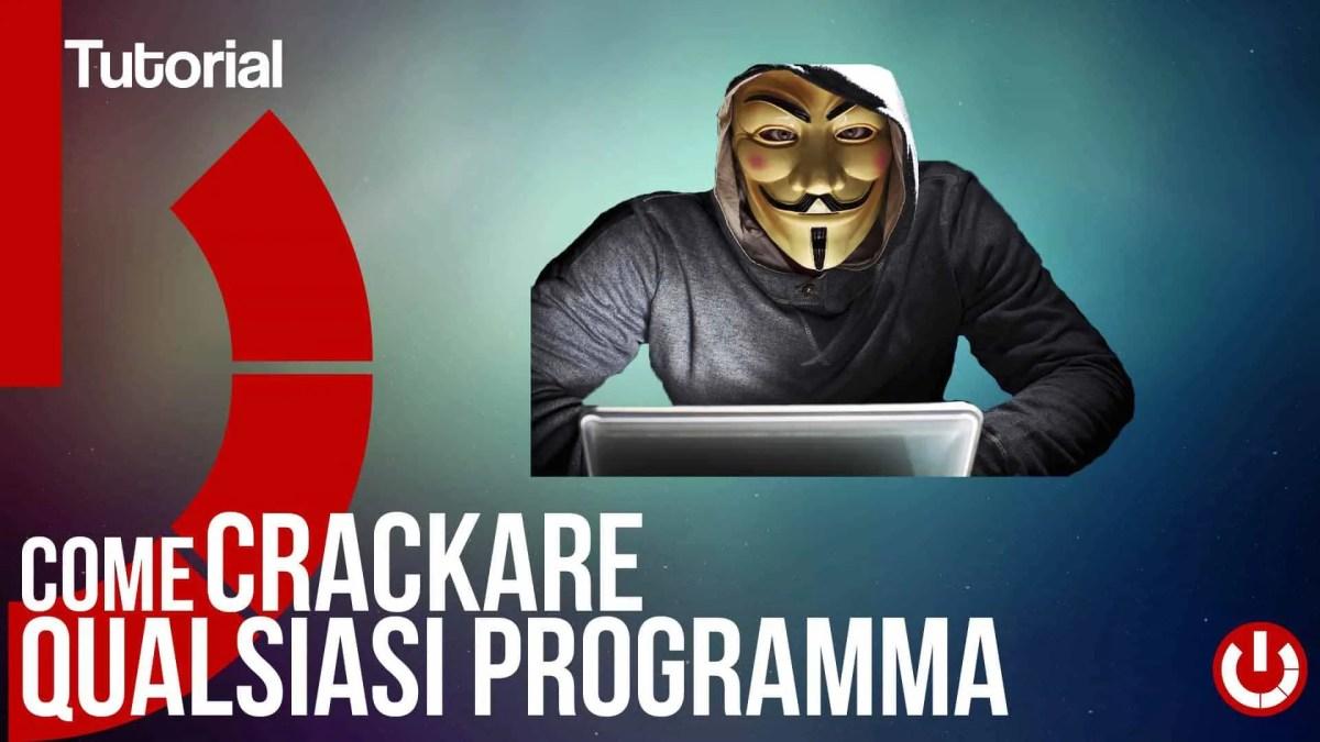 Come crackare qualsiasi programma attivare licenza serial key generatore password bloccare connessione internet windows firewall
