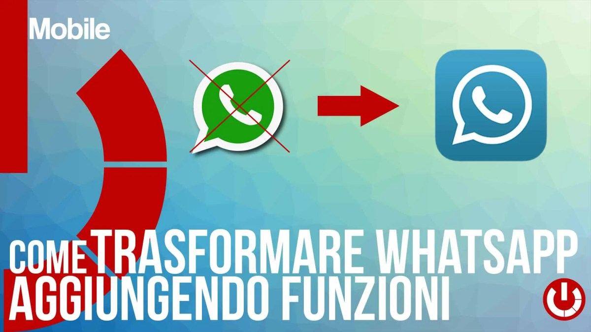 Come trasformare WhatsApp aggiungendo funzioni