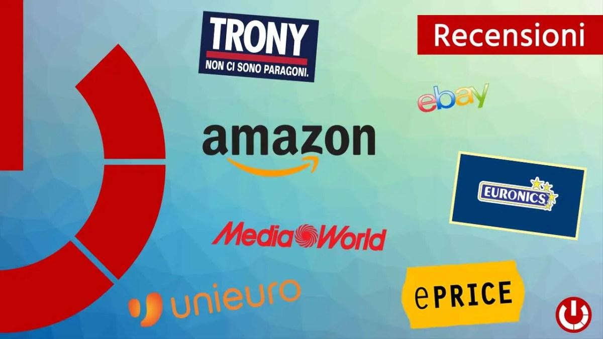 I migliori 7 negozi tech online