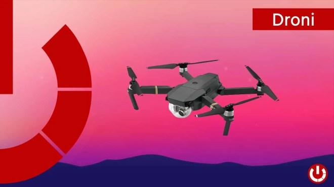 Recensione Drone DJI Mavic Pro