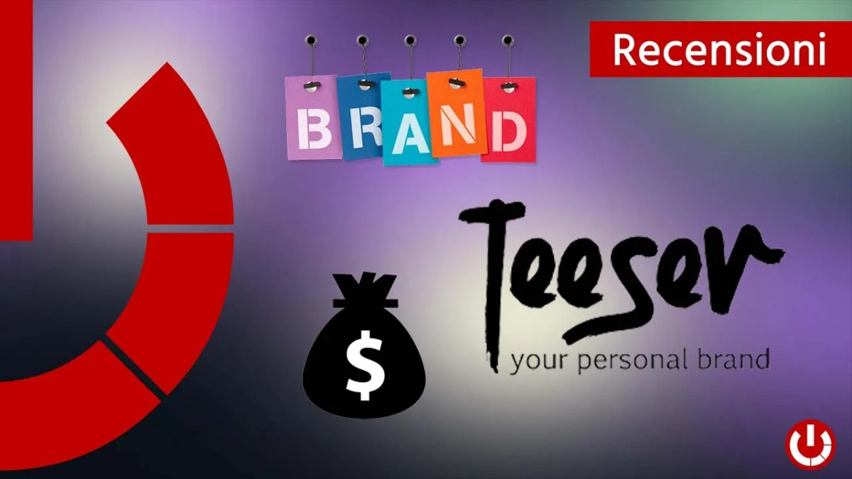 Come creare il tuo brand online e guadagnare con Teeser