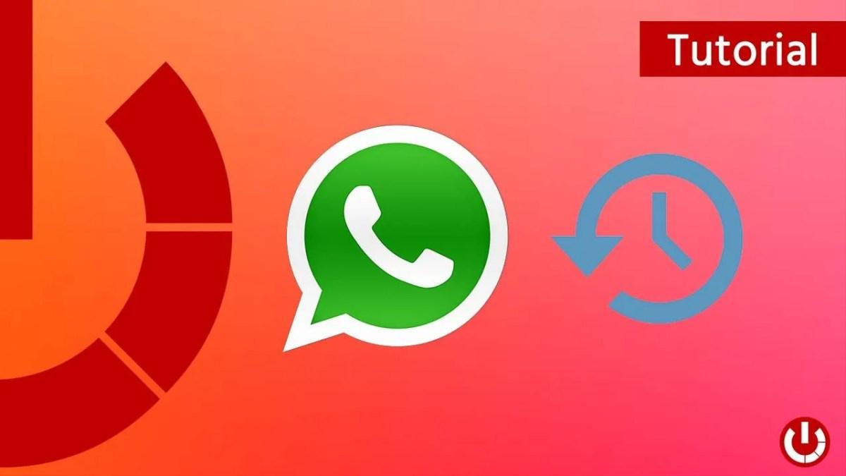 Come eseguire Backup Whatsapp su iOS e Android