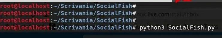 Come effettuare un attacco di Phishing