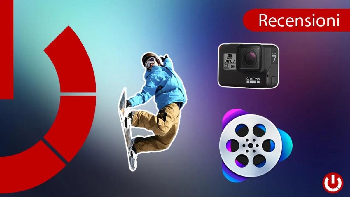 Come stabilizzare video con VideoProc gratis