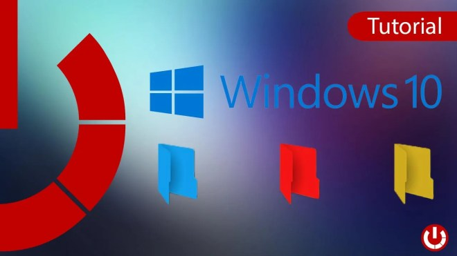 Come colorare le cartelle su Windows 10!