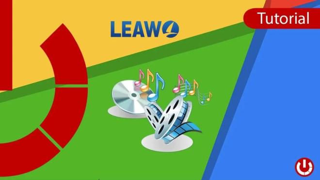 Convertire audio e video con Leawo Video Converter