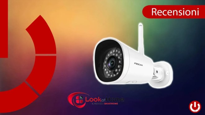 Recensione Telecamera IP Foscam FI9902P