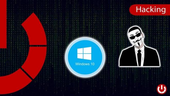 Come hackerare Windows 10