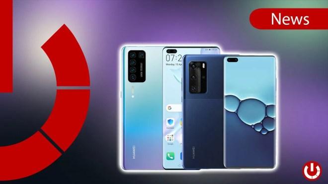 Ecco i nuovi Huawei P40 e P40 Pro e andamento dei prezzi