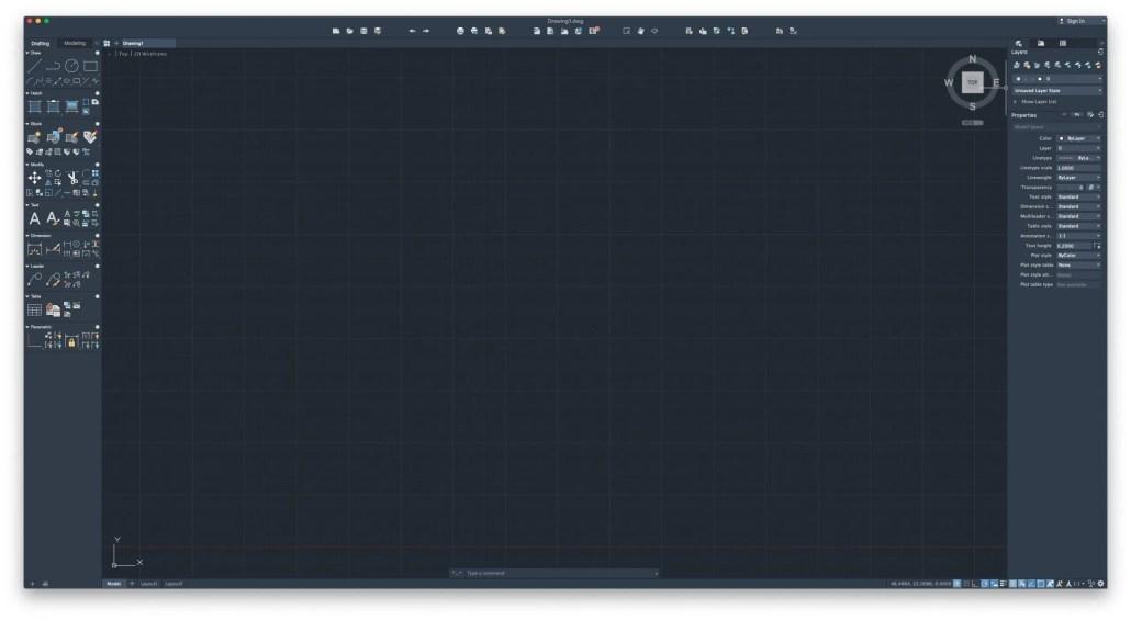 Schermata-di-AutoCAD-2020-su-Mac-1