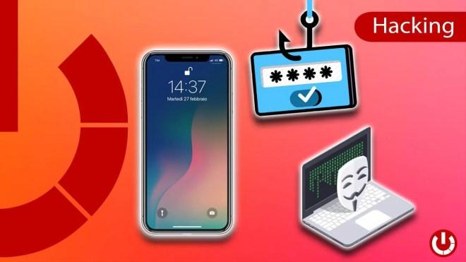 Acquisire credenziali Windows, Android e iPhone con il Phishing