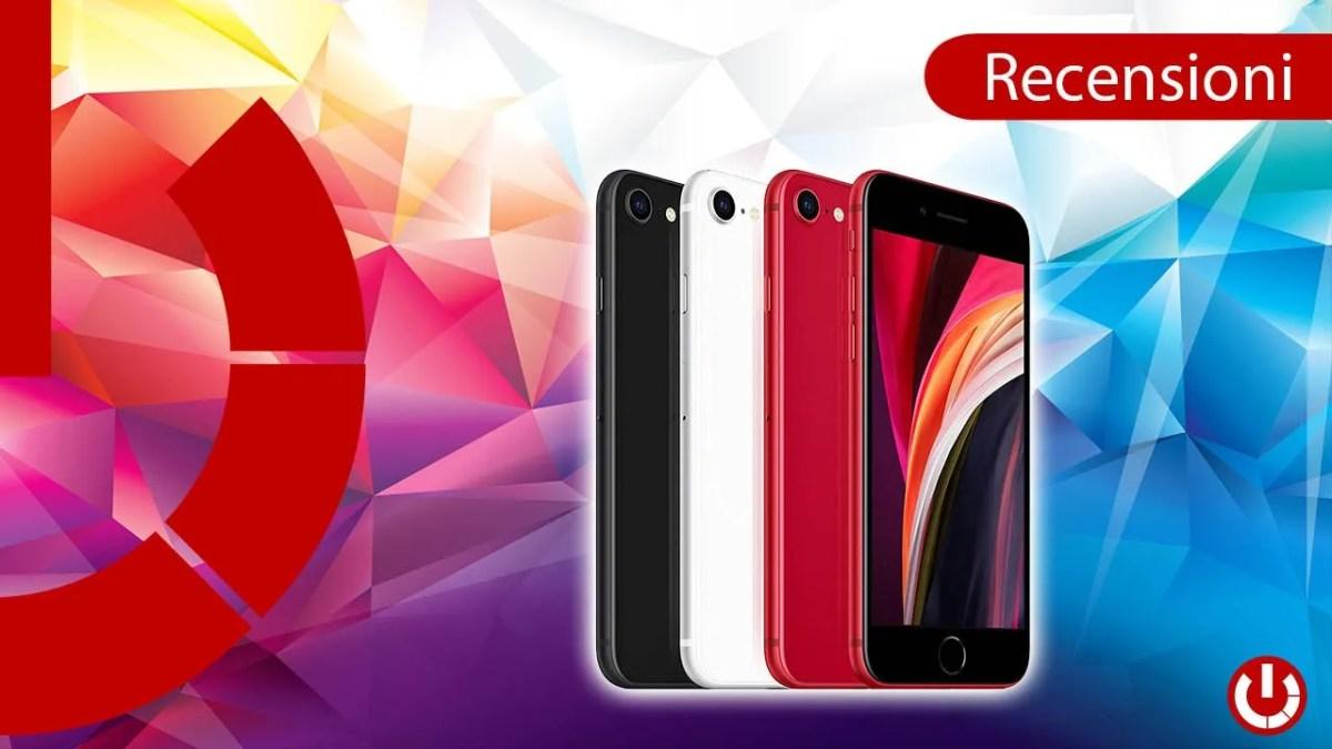 Recensione iPhone SE 2020