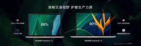 Huawei: Nuovo MateBook X 2020 e MateBook 13/14 con Ryzen 4000