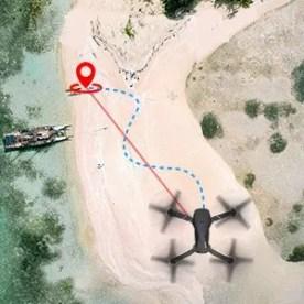 Miglior drone 4K venduto su Amazon