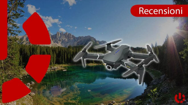Miglior drone 4K venduto su Amazon