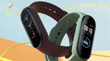 I migliori smartwatch del 2020 per fascia di prezzo: Amazfit Band 5