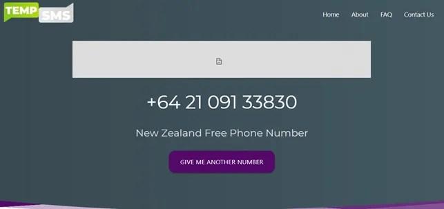Numeri di telefono temporanei gratis con Temp-SMS