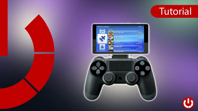 Play PS4 on Android phone with pstreamer