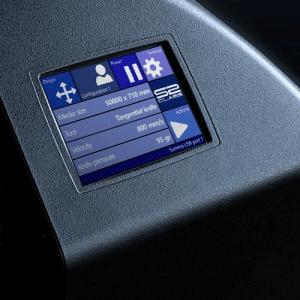 Panel Control S2 D Summa