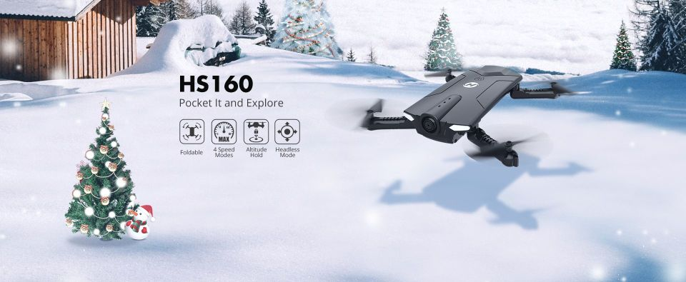 Drone Holy Stone HS160