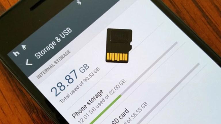 Las mejores tarjetas SD para tu móvil