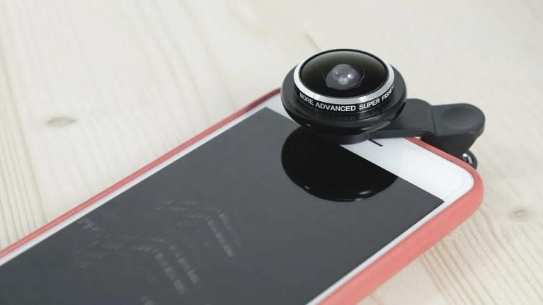 Objetivos de fotografía para móviles