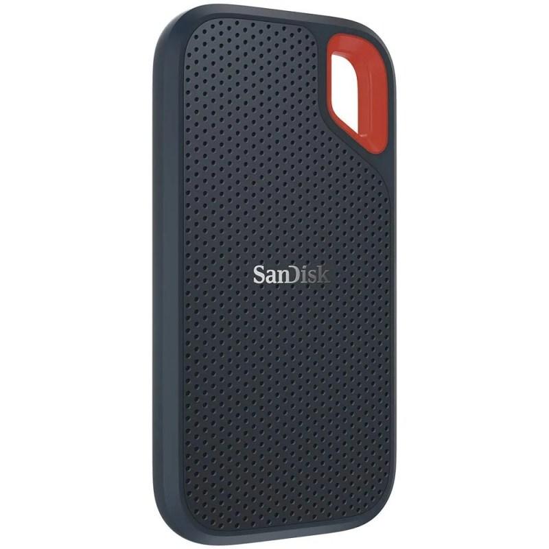 SanDisk Extreme 500 Portable SSD - Mejores discos duros SSD externos