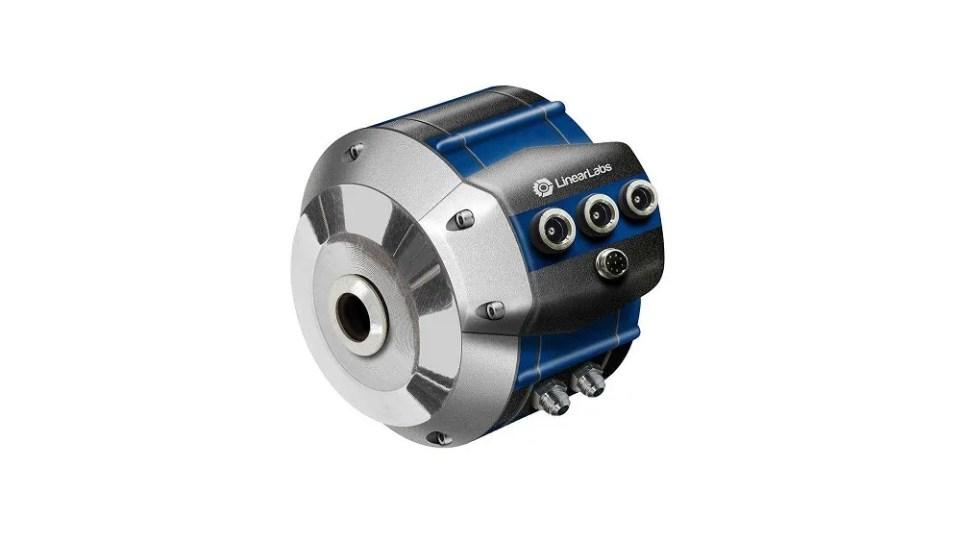 Motor para vehículo eléctrico