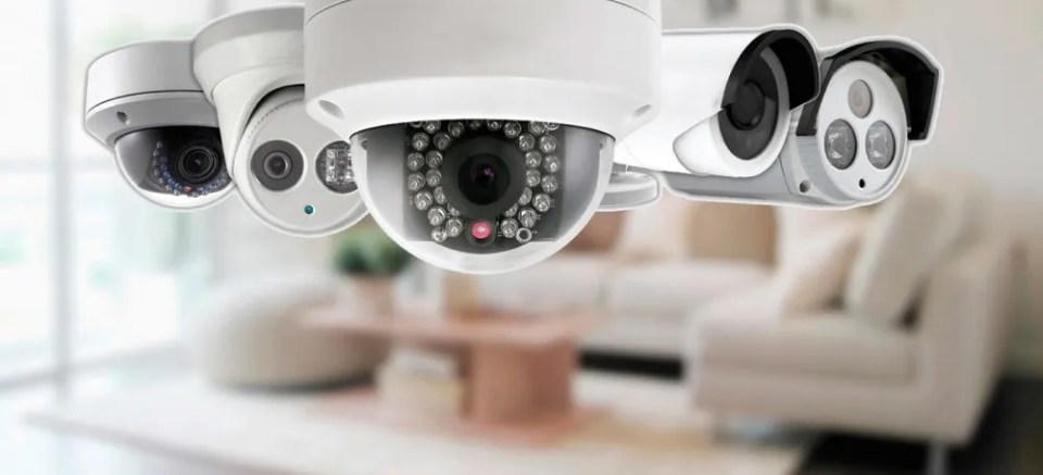 Cámaras de seguridad 360 wifi de vigilancia para hogar