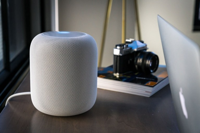 Altavoz inteligente Apple HomePod