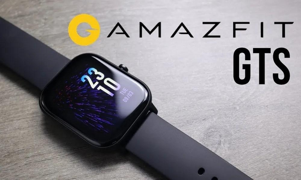 Xiaomi Amazfit GTS, el smartwatch que compite con Apple Watch