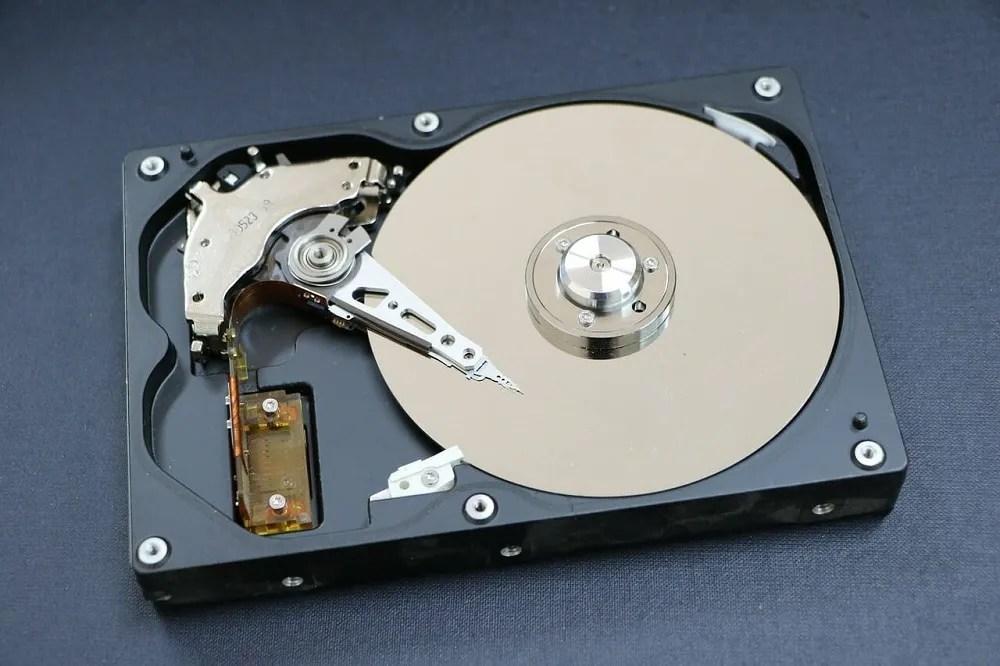Unir particiones de disco duro sin perder datos