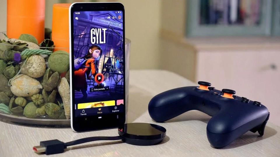 Como jugar a Google Stadia desde cualquier móvil Android