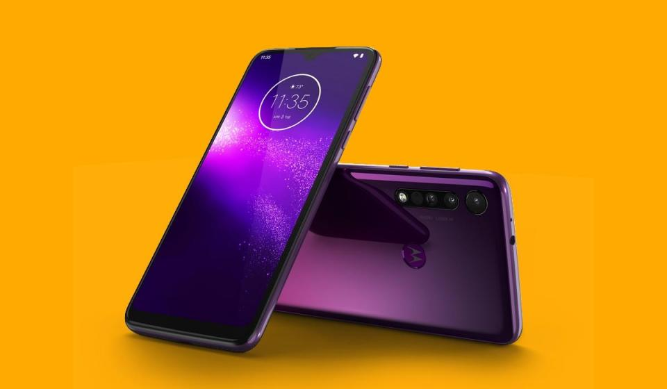 Nuevo móvil serie One de Motorola