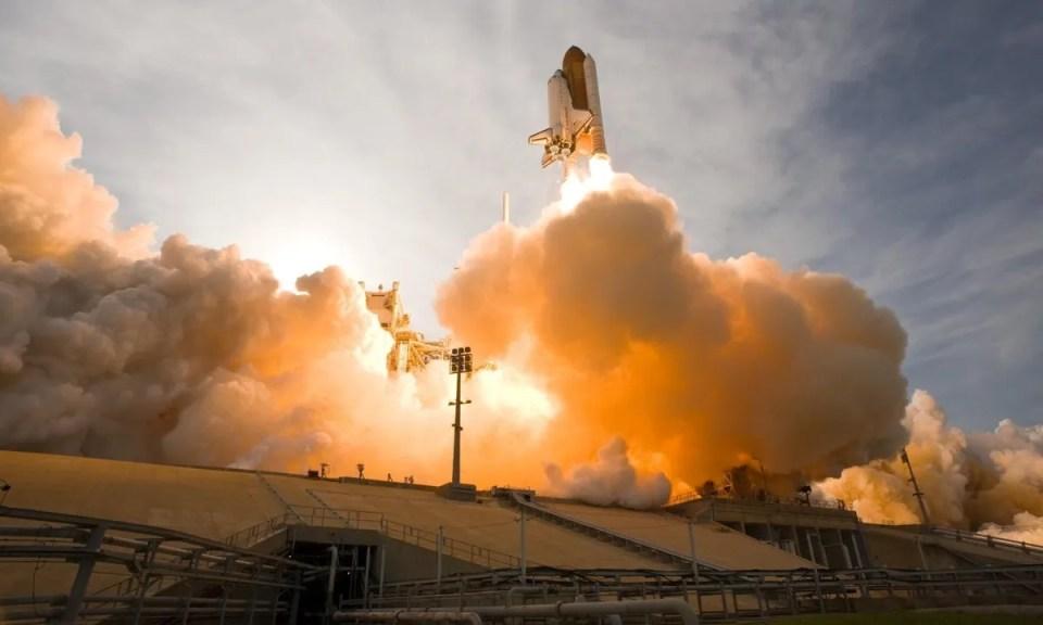 ¿Sabes cómo funcionan los cohetes?