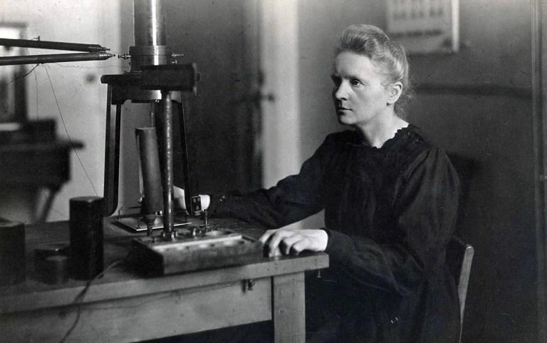 Marie Curie, la mujer científica más famosa de la historia