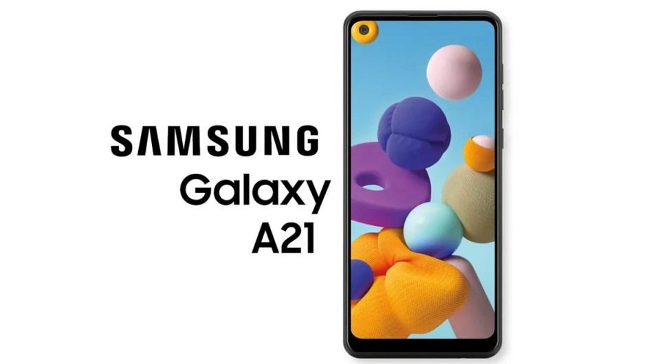 Características del Samsung A21