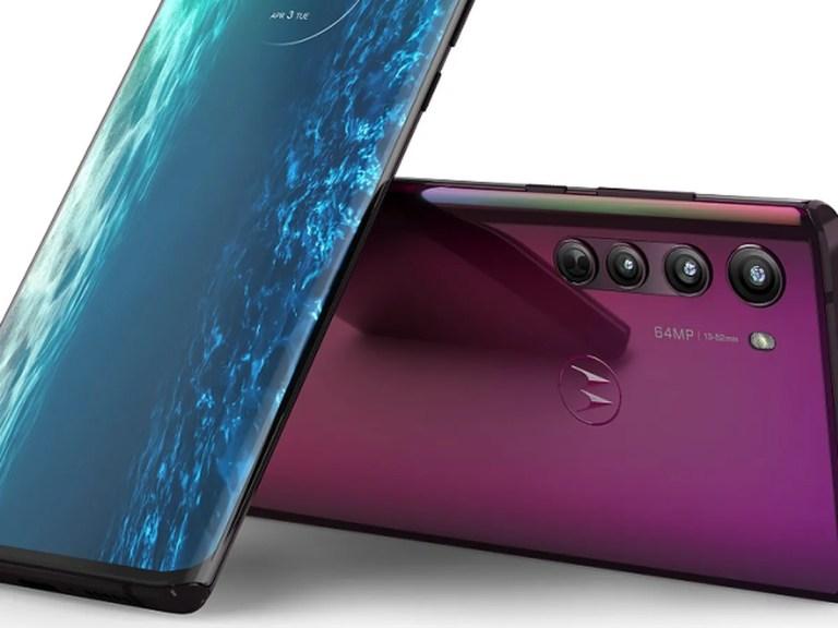 Características del nuevo Motorola Edge